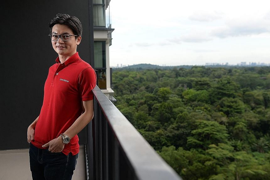 Former property agent Kiegan Chia faced negative Facebook comments from his ex-colleagues when he set up DirectHome, but he persevered in his goal to provide value-for-money services to home buyers and sellers.
