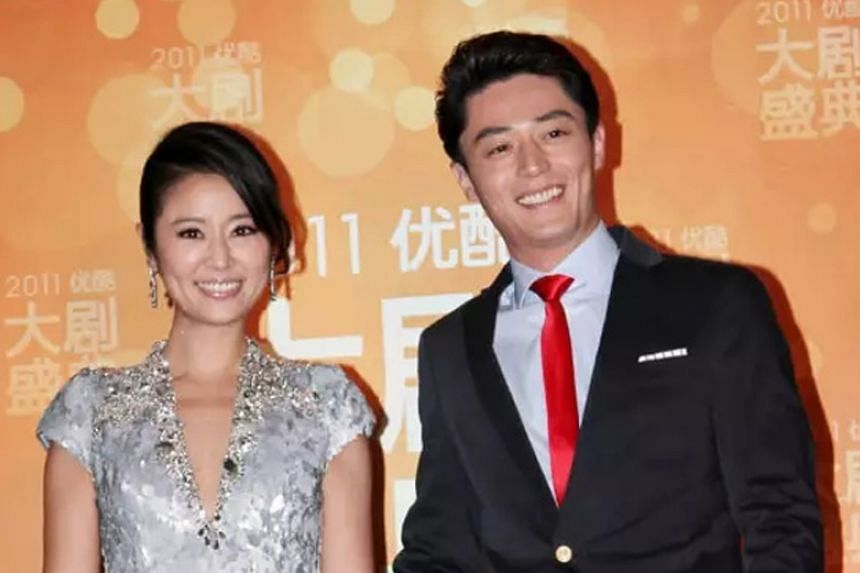 Ruby Lin and Wallace Huo spent a decade as friends before they started dating.