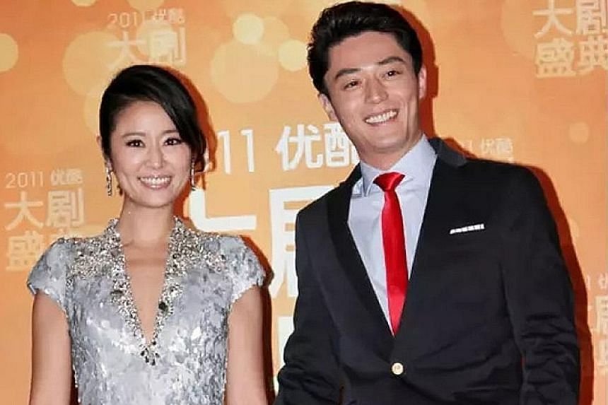 Ruby Lin and Wallace Huo got together about four months ago.