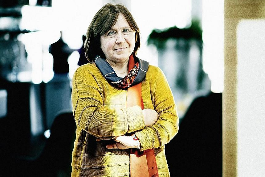 Svetlana Alexievich's (above) Secondhand Time: The Last Of The Soviets, her 2013 oral history of post-Soviet Russia, will be translated into English for the first time.