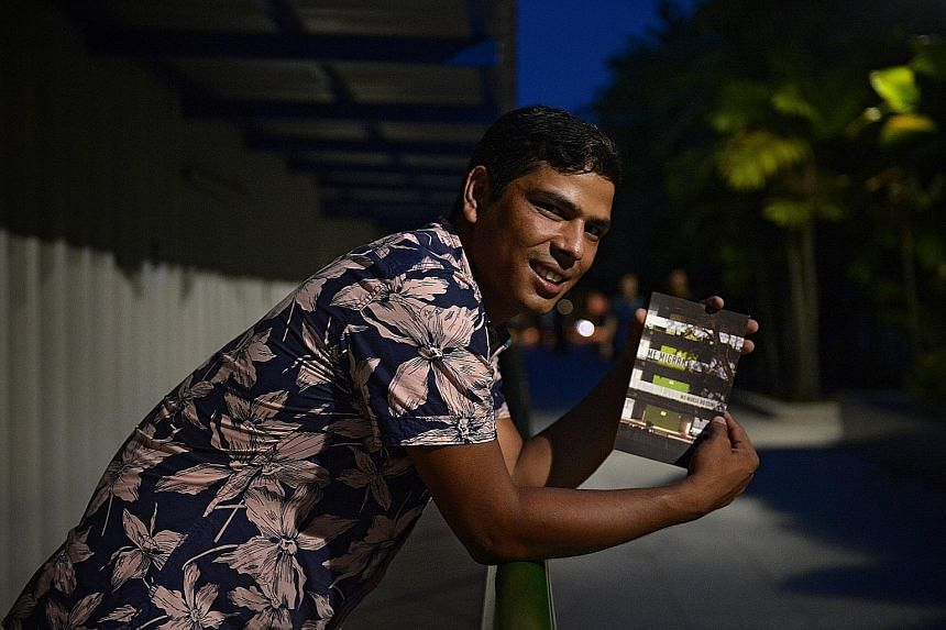 Through his book of poems, Me Migrant, Bangladeshi construction worker Md Mukul Hossine hopes to convey the perspective of the foreign worker and also keep hold of what is dear to himself. The book was launched here on May 1.