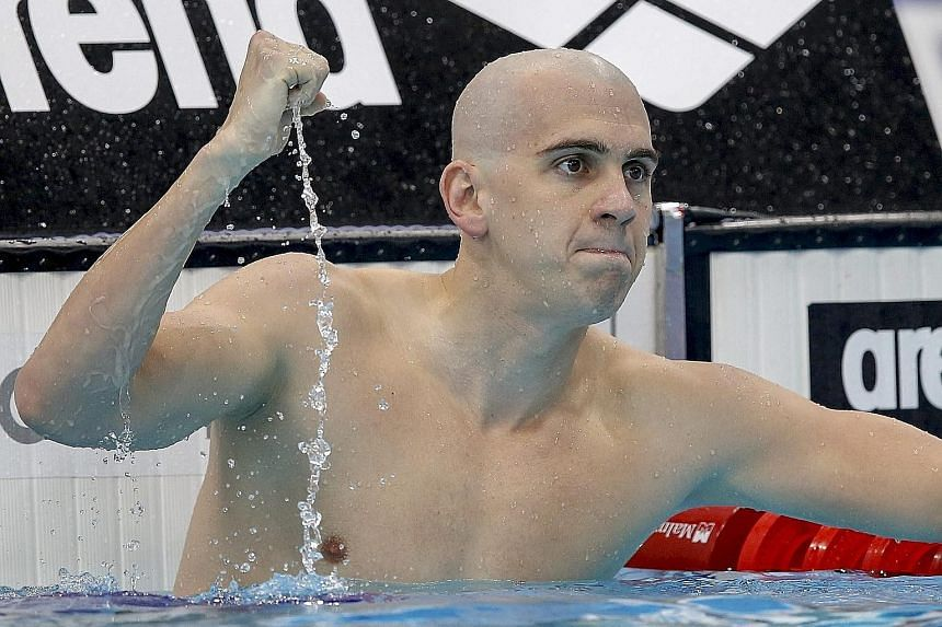 Laszlo Cseh may be 30 but he is still raring to go. His 50.86sec to win the European 100m fly title sends a strong challenge to Michael Phelps and Chad le Clos for Rio, where the Hungarian will be seeking his first Olympic gold.