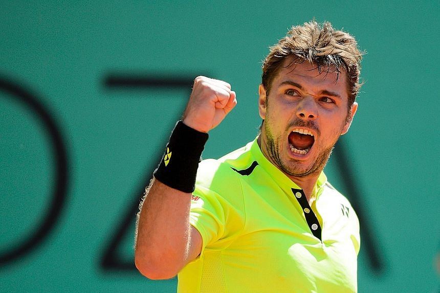Roland Garros defending champion Stan Wawrinka had a unique upbringing on his father's farm, which is also home to 75 adults with mental disabilities.