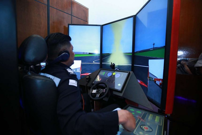 The Singapore Aviation Academy, a training arm of the Civil Aviation Authority of Singapore (CAAS), will be commissioning a new generation of the Airport Foam Tender Driving Simulator on May 23, 2016.