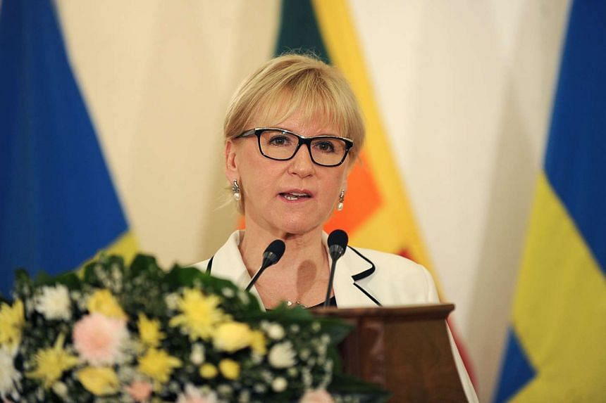 A Swedish prosecutor cleared Sweden's Foreign Minister Margot Wallstrom of corruption allegations after closing an inquiry.