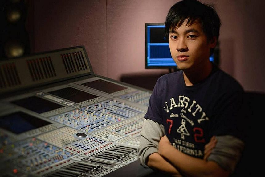 Music graduate Lee Kok Wey manages noise pollution at construction sites as well as ensures the acoustics of performance halls are of top quality.