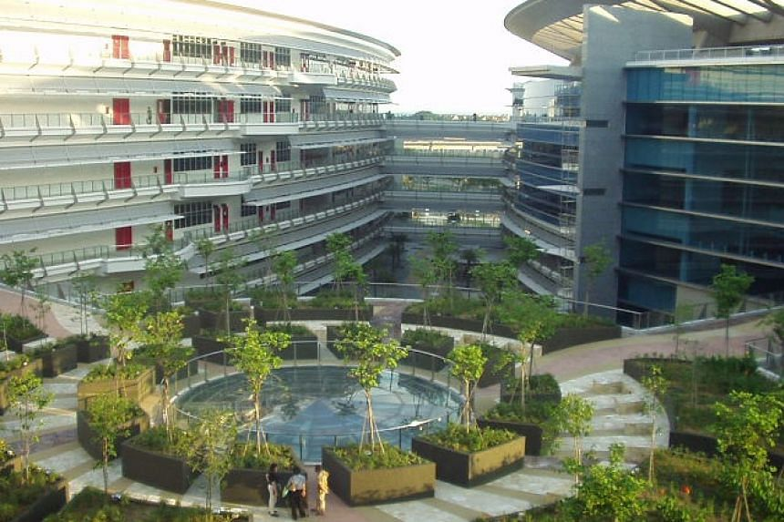 The Institute of Technical Education (ITE) College East campus.