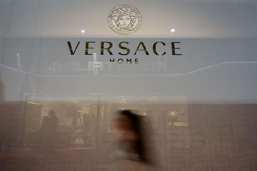 Italian fashion house Versace has named a new chief executive in an unexpected move.