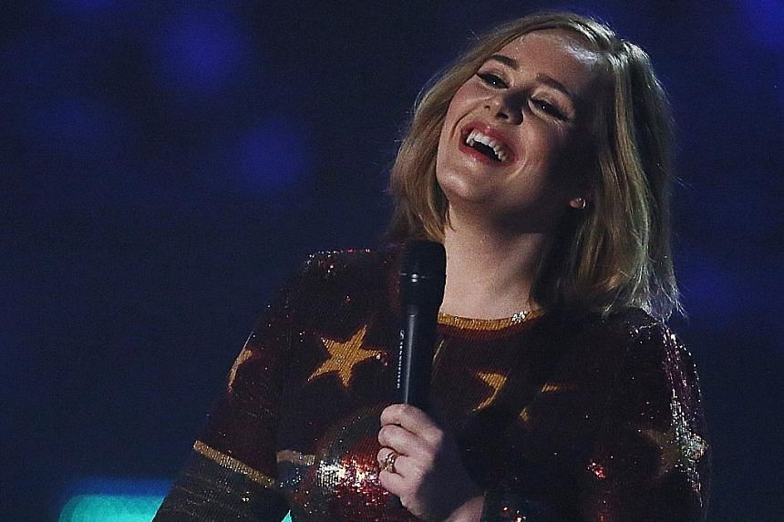 Singer Adele's multiple-record contract with Sony is worth up to a whopping £90 million (S$181.6 million), according to a report by The Guardian.