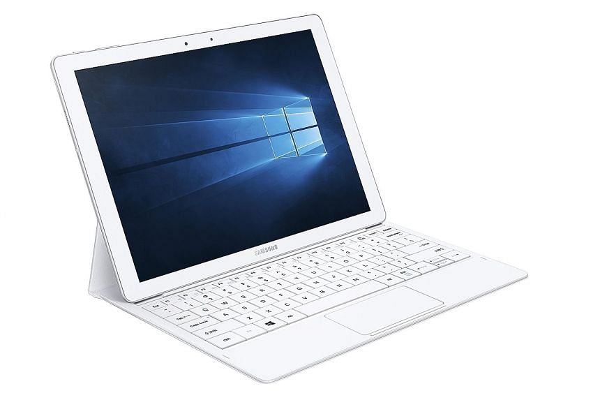 The biggest selling point of the TabPro S is probably its support for 4G LTE Advanced (up to 300Mbps).