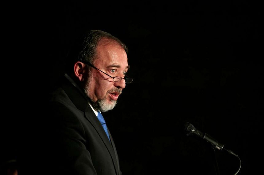 Israel's newly named defence minister Avigdor Lieberman said he would have a balanced policy while in office.