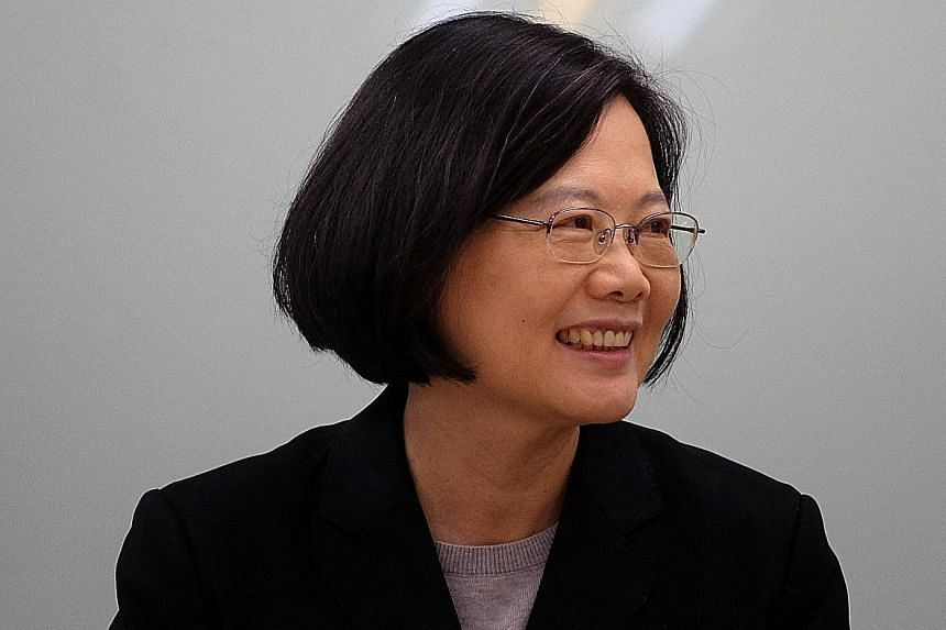Analysts warn that President Tsai's plan faces interference from China.