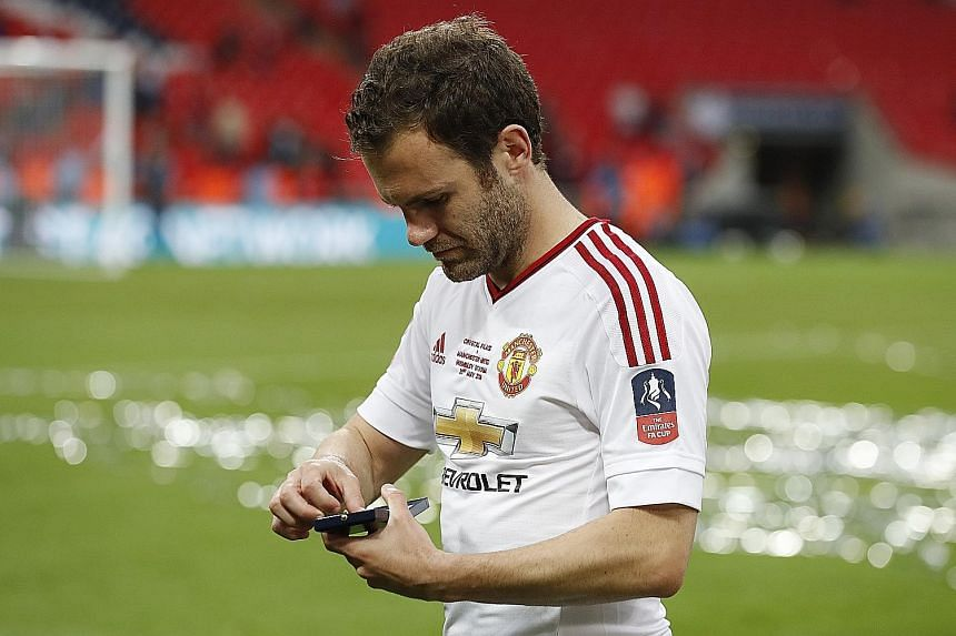 Juan Mata played a part in all 38 league games last season but he faces an uncertain future with Jose Mourinho's imminent arrival. The new manager prefers substance rather than style.