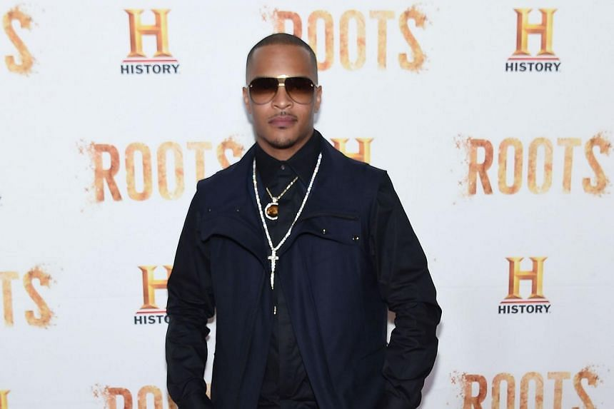 Grammy-winning rapper T.I. was about to play when gunfire broke out.