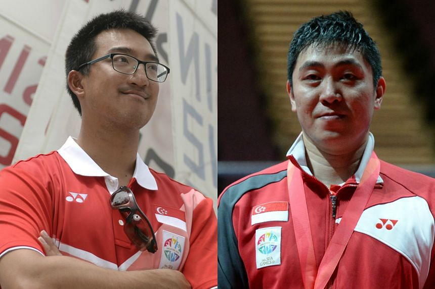 National sailor Colin Cheng and table tennis player Gao Ning have been nominated for Sportsman of the Year award.
