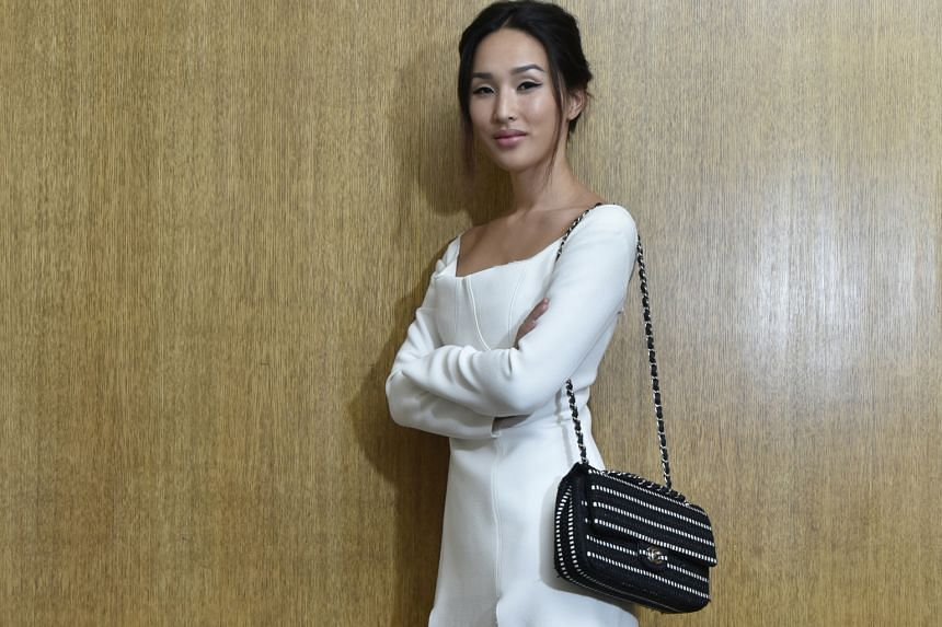 Blogger Nicole Warne counts French fashion brands such as Chanel and Louis Vuitton as clients.