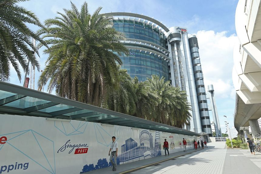 Mr Goh was put in charge of post-merger integration at SingPost (above), as well as business and operations in Singapore, after Mr Baier, the former chief executive, resigned last December.