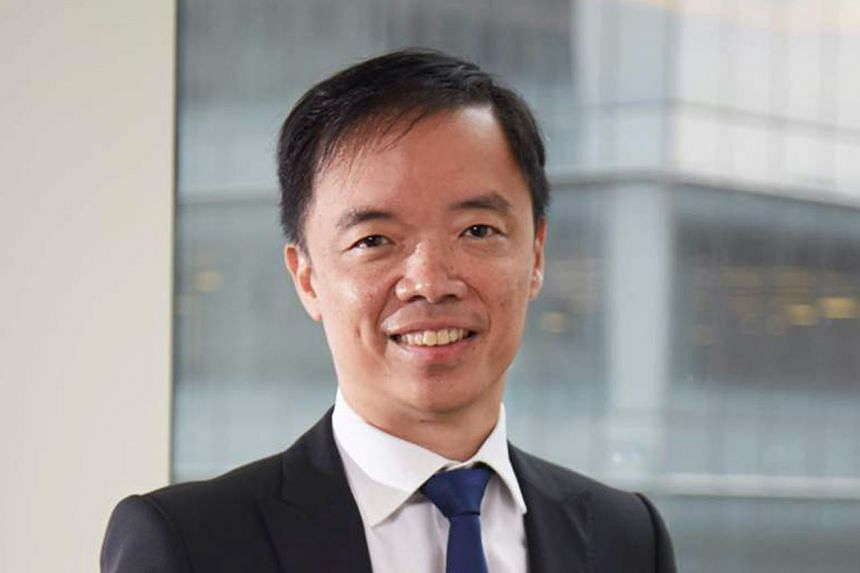 Singapore has the infrastructure and conditions for Apple Pay to take off in ways not possible elsewhere, says Mr Khoo.