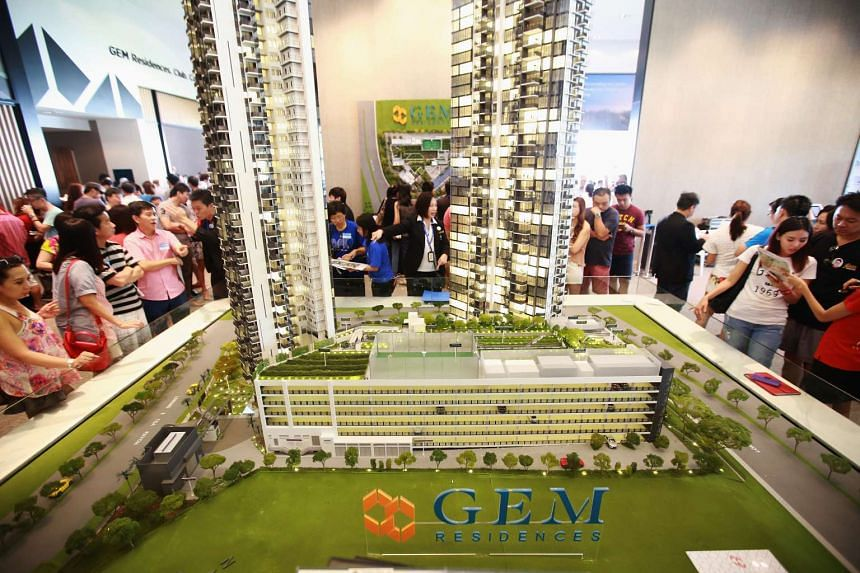 About half of the units at Gem Residences were sold in double quick time, at its VIP launch on May 27, 2016.