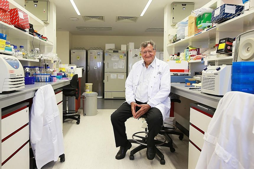 The research led by Prof Wahli is in its early days. But pharmaceutical firms could conduct further studies to determine if novel drugs could be developed to stimulate a specific protein that promotes the absorption and breakdown of lipids.