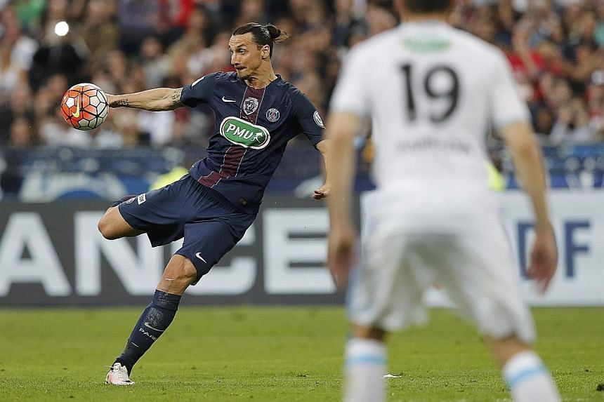 Sweden's Zlatan Ibrahimovic is keeping everyone guessing as to his next destination after leaving French champions PSG following the end of his contract. The striker has been tipped for a move to Old Trafford where he would link up with incoming mana