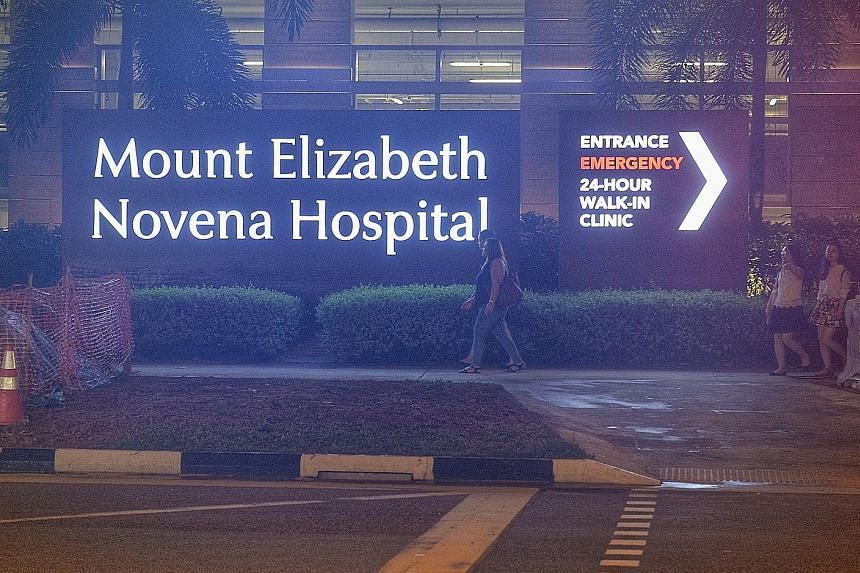 IHH's largest operating unit, Parkway Pantai, reported turnover rising 30 per cent to RM1.54 billion (S$520 million), driven partly by Mount Elizabeth Novena Hospital in Singapore.