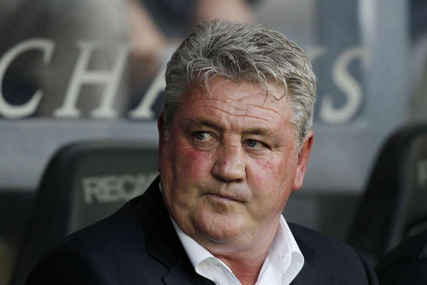 Hull City's Steve Bruce.