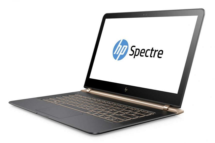 HP claims that its 13-inch Spectre is the thinnest laptop in the market. It is available for pre-order starting at $2,299.