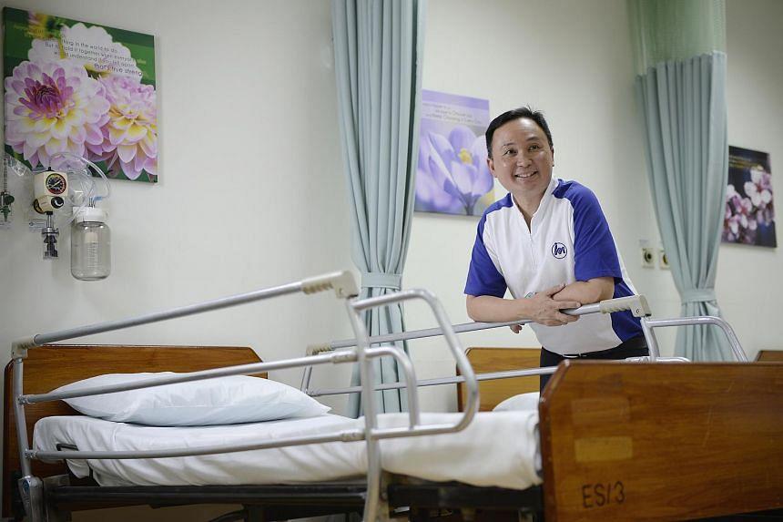 Dr Chua Hong Choon, chief executive of IMH.