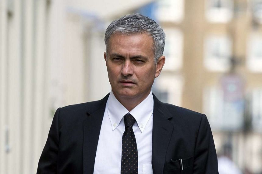 Manchester United officially named Jose Mourinho (above) as their new manager in place of the sacked Louis van Gaal.