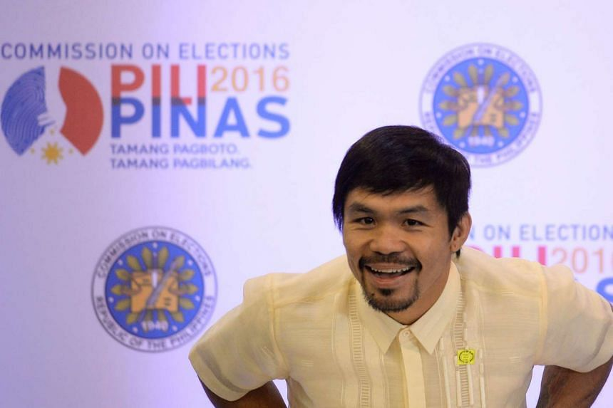 Boxing legend Manny Pacquiao would be skipping the Rio Olympics, knocking out the Philippines' best chance of winning its first gold medal.