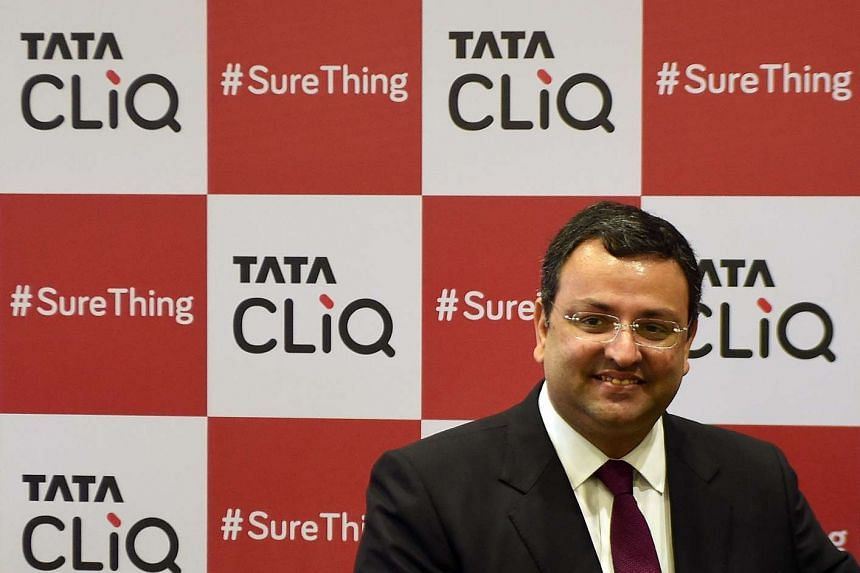 Tata Sons Chairman Cyrus Mistry at the launch of the Cliq online store in Mumbai, on May 27, 2016.