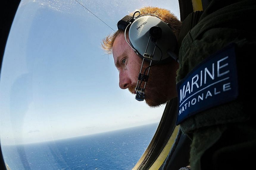 Personnel from France and Egypt have been searching the Mediterranean Sea for debris from EgyptAir Flight MS804 after it crashed en route from Paris to Cairo.