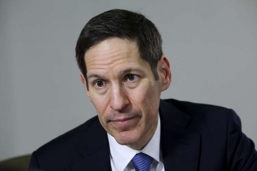Dr Thomas Frieden, director of the US Centres for Disease Control and Prevention.