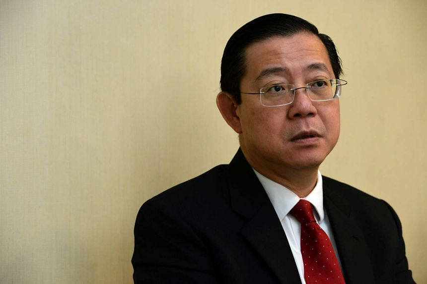 Malaysia's Chief Minister Lim Guan Eng said the oil spill in waters along Penang's coast has spread to 70 sq km and is a major disaster.