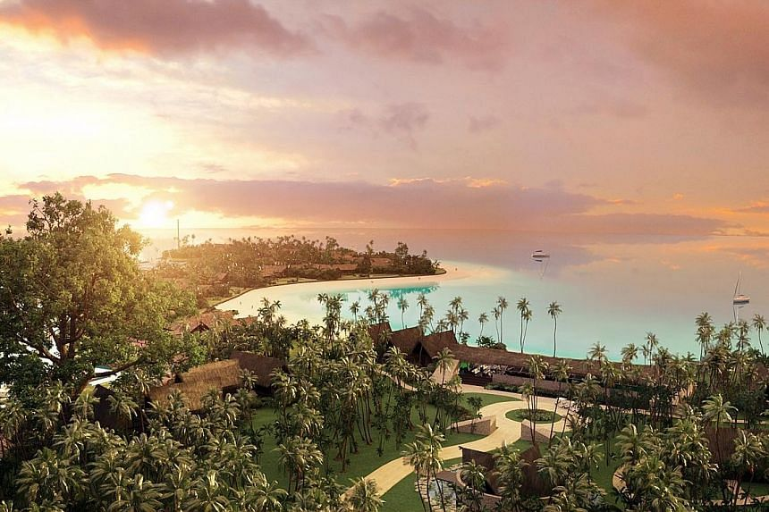 Six Senses will open a new resort on Malolo Island in Fiji (above) next year.