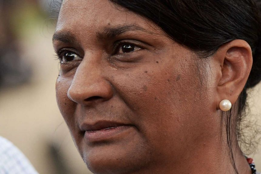 A man will face court next month after allegedly sending a racist and expletive-laden social media message to senator Nova Peris (pictured).