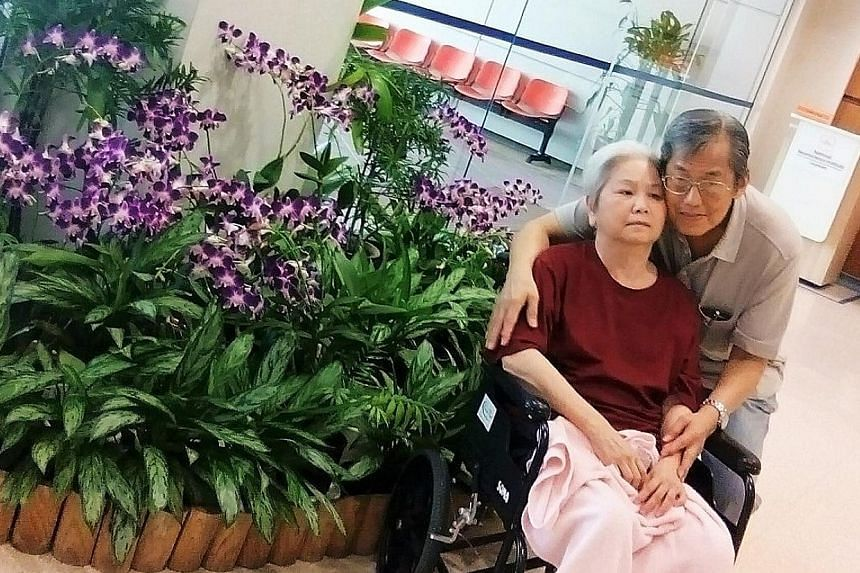 Mr Lim and his wife Ng Mui Chuan. He first wrote to the Forum in 1979, and focuses on many topics, particularly on personal problems that many Singaporeans may be facing.