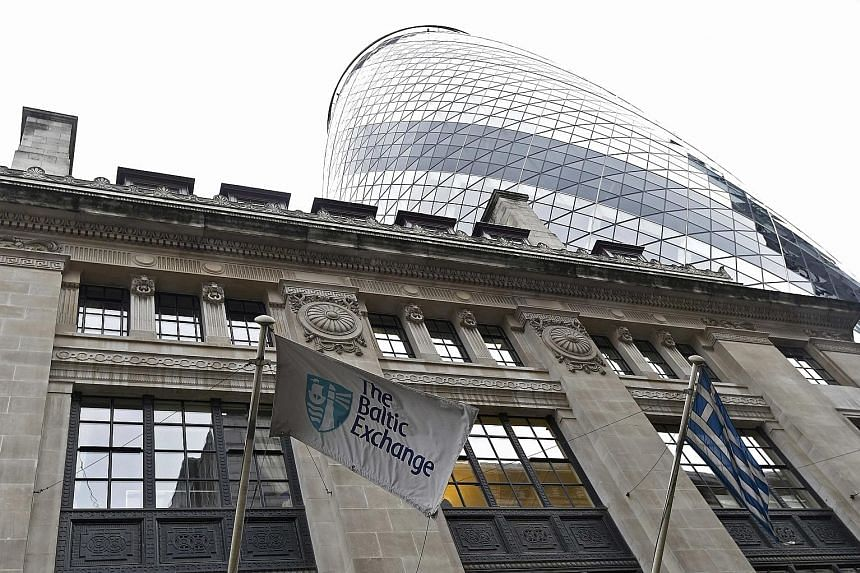 Among the highlights last week was Singapore Exchange's announcement that it is in exclusive talks to buy London's Baltic Exchange.