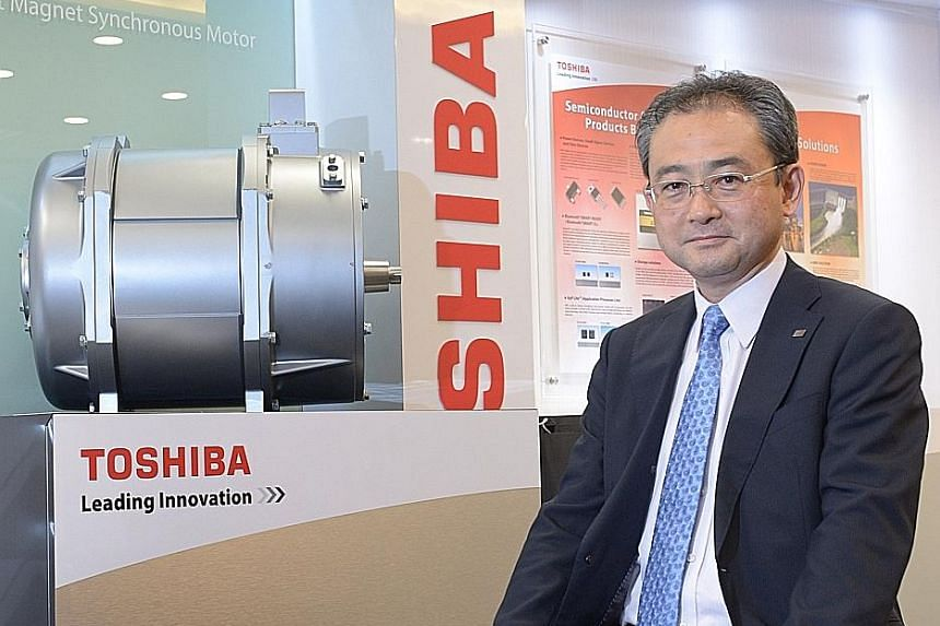 "Mr Doko says Toshiba has been undergoing ""major restructuring"" in the past year. It hopes to tap the rapid urbanisation of Asia as well as its own lesser-known strengths in designing and manufacturing products to cater to the energy and infrastructur"