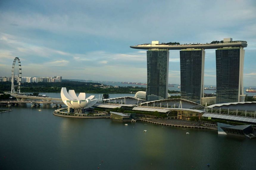 The trio of technology and media trade shows will be held at Marina Bay Sands on May 31 and run until June 3.