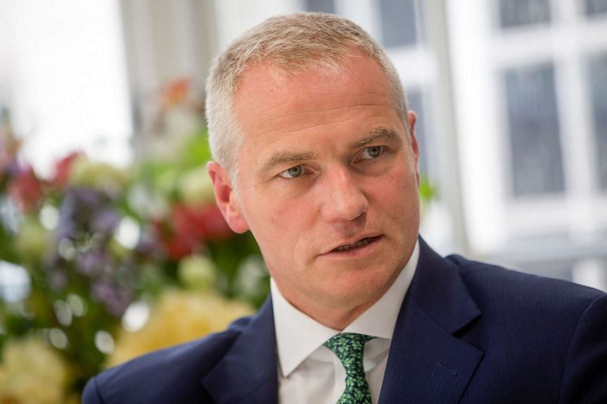 Carsten Kengeter, chief executive officer of Deutsche Boerse AG, at an interview in London, on May 27, 2016.