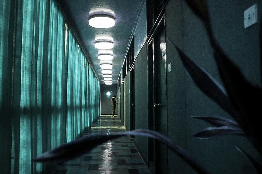 A video still from The Nameless by Ho Tzu Nyen. The home-grown artist's work was picked from a pool of more than 200.