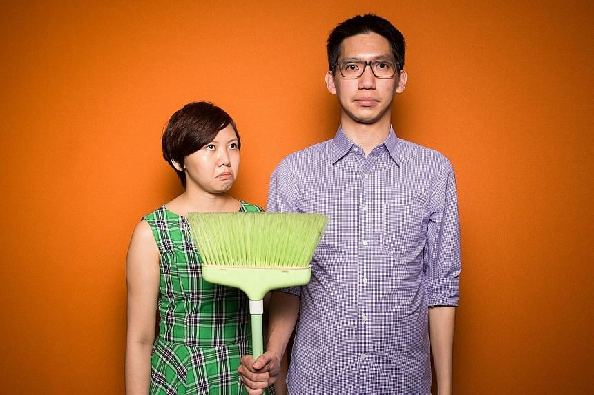 Pamy Tan (with Isaac Long) will be performing at the Singapore Improv Festival.
