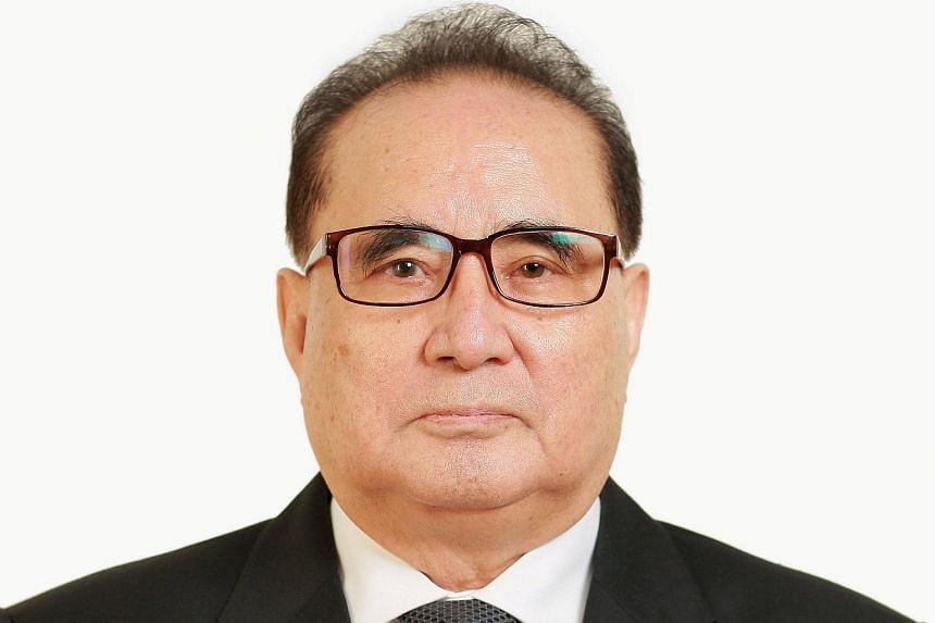 Ri Su Yong, a member of the Political Bureau of the C. C., the Workers' Party of Korea (WPK).