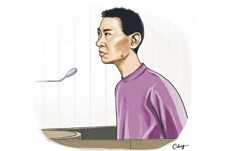 Yang Yin in court on May 30, 2016.