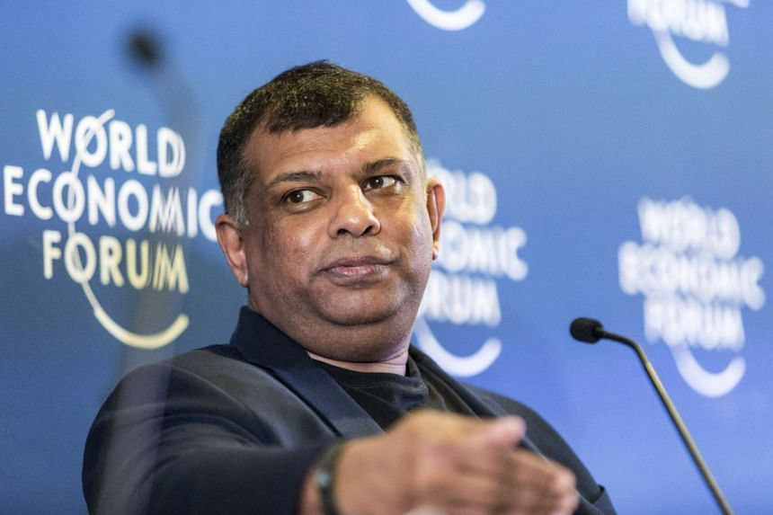 Tony Fernandes, group chief executive officer of AirAsia Bhd., at the World Economic Forum for Association of Southeast Asian Nations in Kuala Lumpur, Malaysia on June 1, 2016.