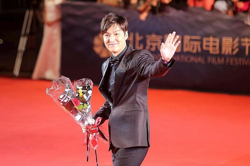 South Korean actor Lee Min Ho will star in The Legend Of The Blue Sea, his first drama in three years.