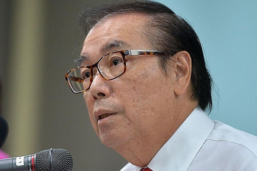 NWC chairman Peter Seah yesterday announced an increment range of $50 to $65 for workers earning up to $1,100 a month, instead of a fixed sum.