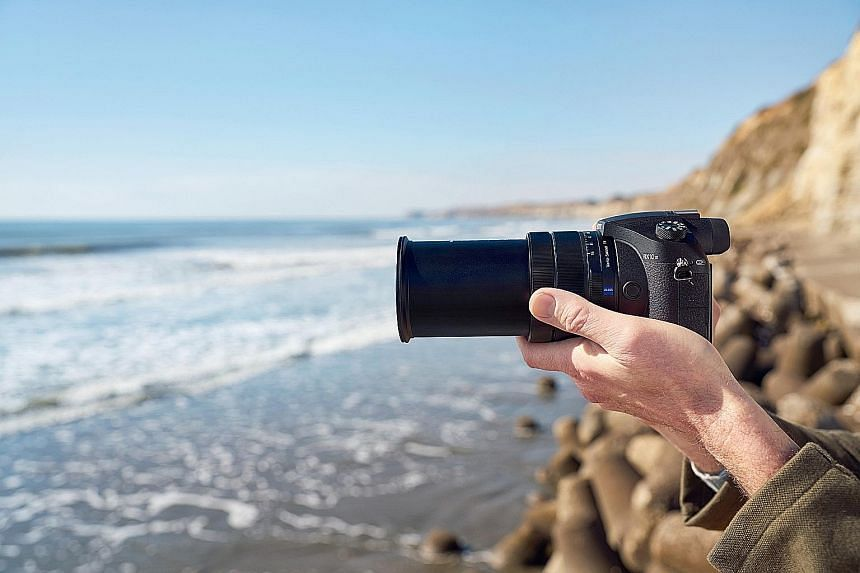 The Sony Cyber-shot DSC-RX10 III is ideal for shooting wildlife and also a great vacation camera that lets you capture wide landscape shots and then zoom into interesting details without a fuss.